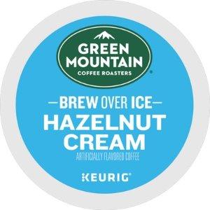 Brew Over Ice 榛子奶油口味咖啡胶囊24颗
