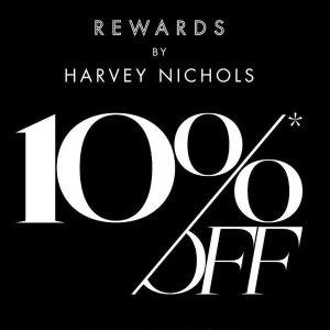 新款9折 £43收香奈儿白桃珍珠盘Harvey Nichols 会员周末大促 收Acne、La Mer、Chanel等