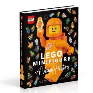 乐高 Minifigure 经典图鉴最新版本 附赠独家太空小人偶