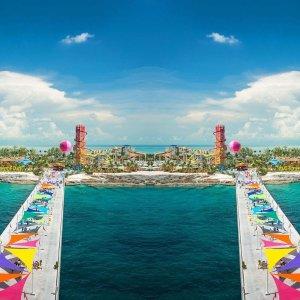 低至3折+最高$100船上消费+儿童免费皇家加勒比国际游轮超值促销 超多优惠任意领