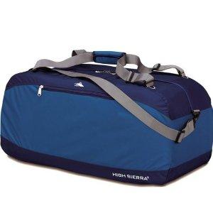 $9.99白菜价:High Sierra 36英寸旅行背包 运动包