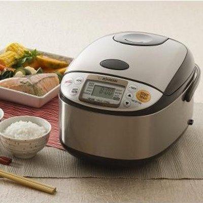 Zojirushi Micom Rice Cooker and Warmer NS-TSC18, 10-Cup