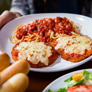 w/ Purchase of Adult EntreeOlive Garden $1 Kids Meal Limited Time Offer