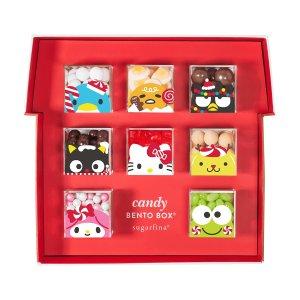 Hello Kitty's® Sweet Retreat 8-Piece Candy Bento Box®