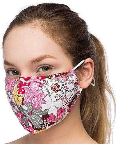 防尘防流感N95口罩 送6个滤网
