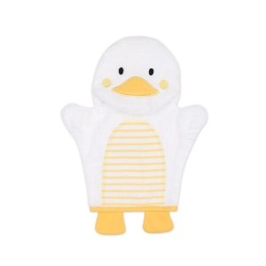 made4baby鸭子毛巾
