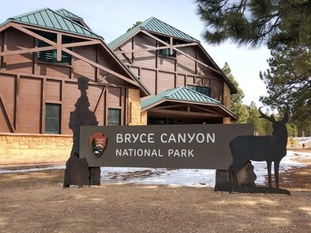 Bryce Canyon国家公园