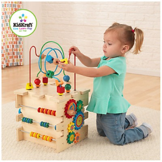 低至5折 低至$12.99起KidKraft 儿童益智玩具、家居、家具等优惠
