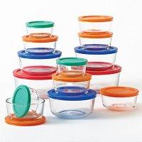 Pyrex 玻璃食品储存盒28件套