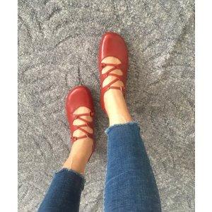 Josef Seibel芭蕾小皮鞋 图片来自于@倩儿一灯~