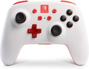 PowerA Enhanced Wireless Controller for Nintendo Switch - White - Nintendo Switch by PowerA