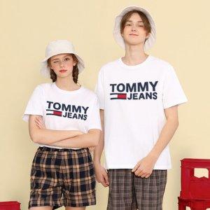 低至2.3折+低至额外7.2折Tommy Hilfiger 平价潮服 长袜3双$10 小v领logoT恤$10