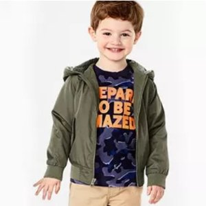 Up to 50% Off + Extra 25% OffCarter's Kids Jackets & Outerwear