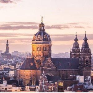 人均£79起 包含往返机票画花荷兰 阿姆斯特丹2-3晚自由行