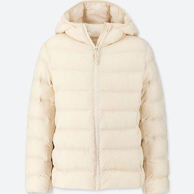 儿童超轻保暖外套,多色选