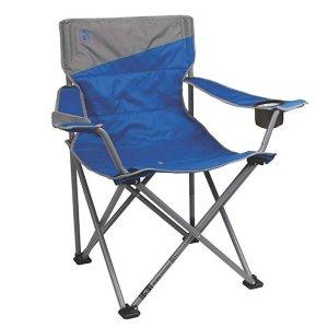 $33.50(原价$49.99)Coleman  四角便携式户外露营椅
