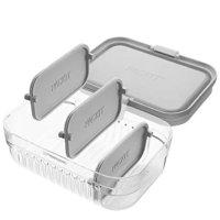 PackIt 可DIY分隔间距食品储存盒