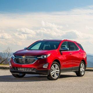 宽敞皮实耐用 厂家立减$6080新车好折扣 2019 Chevrolet Equinox SUV