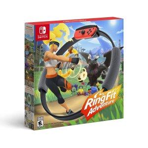 《健身环大冒险》Nintendo Switch 后续还有更新哦