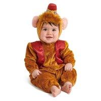 Disney 阿拉丁Abu造型婴儿服饰