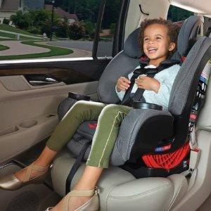 8折  十年使用期新品上市:Britax One4Life 全合一儿童成长型安全座椅