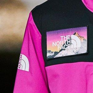 新款限时8折 $35收T恤The North Face 精选男女装热促 新款设计太炸啦