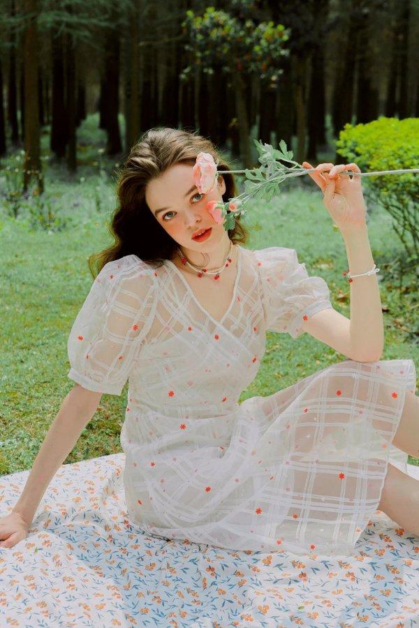 仙女连衣裙