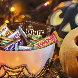 Buy 1 Get 1 50% OffSelected Halloween Candy and Snacks