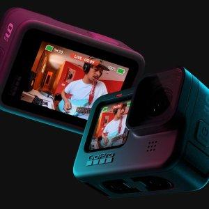 4折起Prime Day捡漏:GoPro HERO 9 Black史低$545