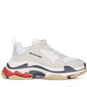一律9折 老爹鞋仅£535 钱包仅£265闪购:Balenciaga 新款闪现好折 罕见配色老爹鞋 潮人全套穿搭上线 速冲新款