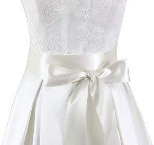 """新品 2"""" Wide Simple Classic Colorful Ribbon Sash for Dress Formal Wedding Dress (Beige) at Amazon Women's Clothing store:"""