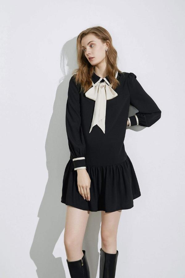 Melissa Black 连衣裙