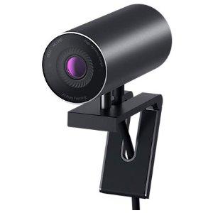$199.99新品上市:Dell UltraSharp 摄像头, 自动取景, 4K HDR, Windows Hello
