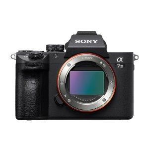 a7 III 仅$1458Focus Camera SONY 学生专区专业相机、GM镜头等额外8折