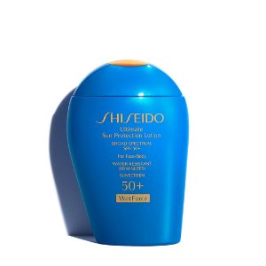 ShiseidoUltimate Sun Protection Lotion WetForce SPF 50+