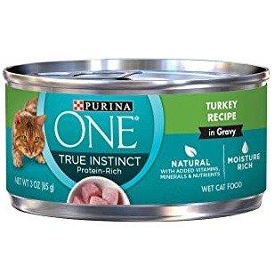 高蛋白火鸡味猫罐头