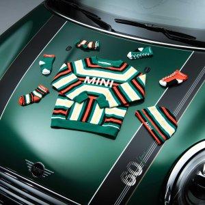 时尚与经典的完美结合庆祝60周年传奇第二弹 MINI纪念版周边曝光