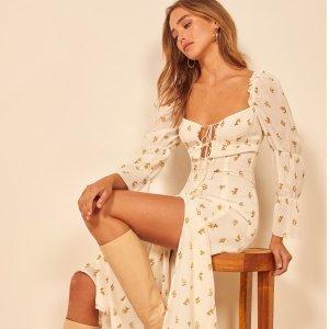 低至3.5折+免邮Nordstrom 春夏必备连衣裙热卖,打造完美的时髦LOOK