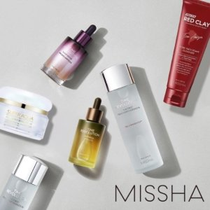 Up to 60%+Extra 30% OffLast Day: Missha Selected Beauty Products Hot Sale