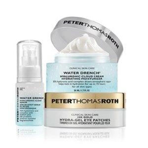 $65(价值$140)Peter Thomas Roth 精选超值套装促销 收明星保湿云霜