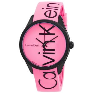 $34.99 (原价$179)+包邮免税白菜价:CALVIN KLEIN Color 休闲腕表 CK Logo 超帅