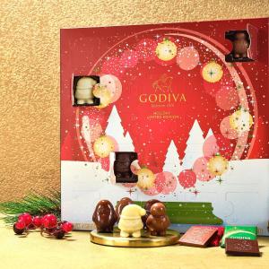 全场7折 圣诞日历$27.97Godiva 多款巧克力、饼干节日礼盒VIP限时特惠