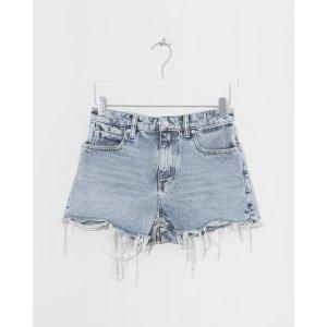 Alexander WangPebble Beach Bite Zip Shorts