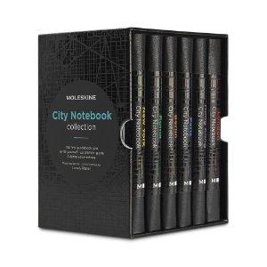 Moleskine城市款全系列