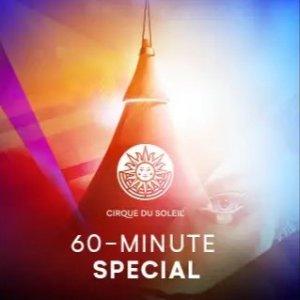 足不出户 感受欢乐Cirque du Soleil 太阳马戏团官网 每周五更新60分钟特别节目