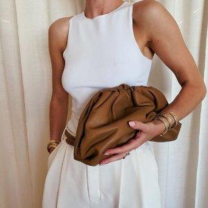 卡包$295 部分定价优势Bottega Veneta 高级感美包热卖 收时尚圈爆款云朵包