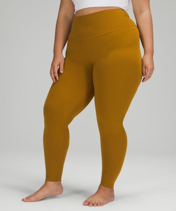 "Align™ 运动裤 28"""