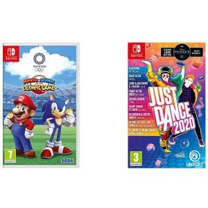 2款热门游戏低至£42.99Nintendo Switch多款游戏捆绑包闪促 Just dance2020来了