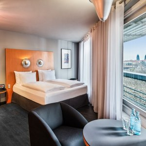 三晚住宿+早餐 每人€74起文化古城德累斯顿四星酒店Penck Hotel 享受当地艺术作品熏陶
