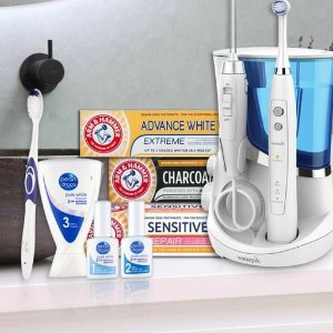 Oral-B 机皇款£59收水牙线/冲牙器打折&折扣码 | 英国水牙线折扣